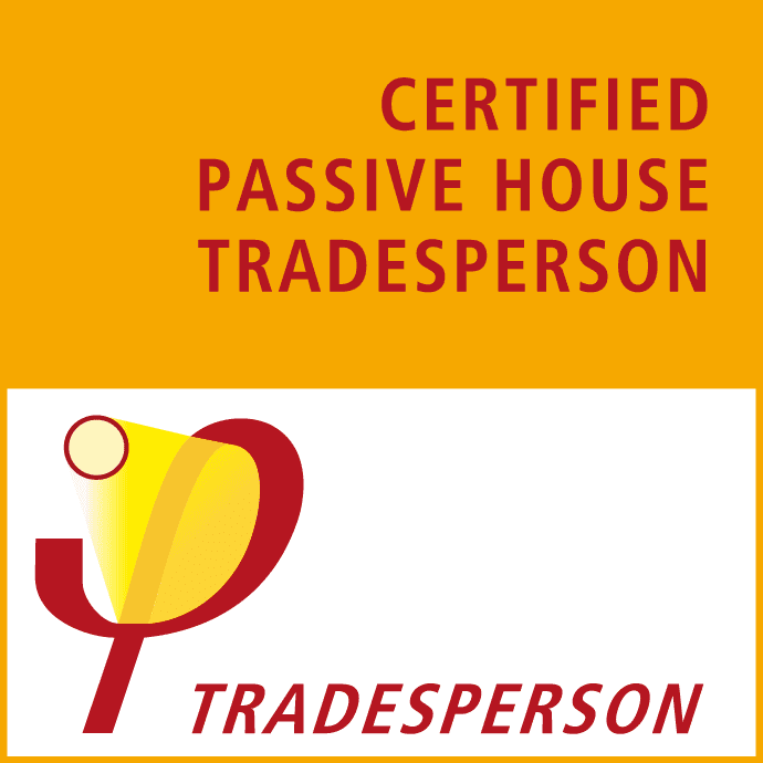 Certified Passive House Tradesperson RMS Constructions