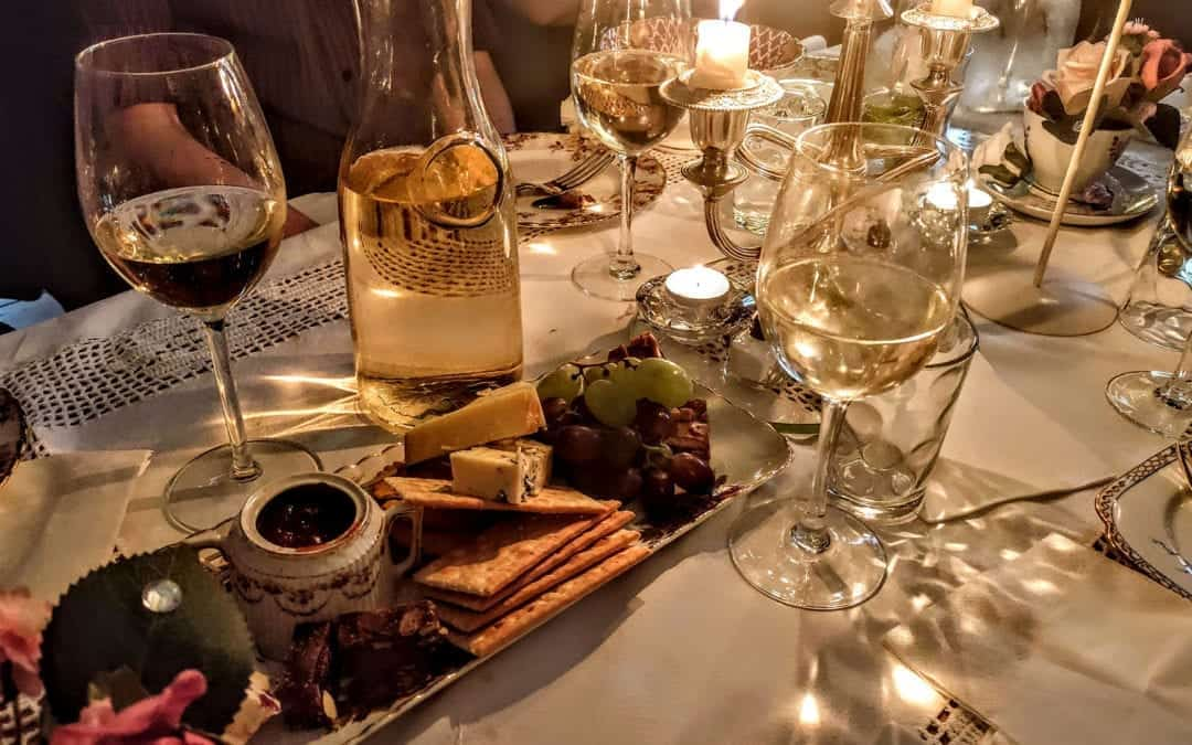 Night Out with Friends | Wine & Tapas Night 4th October 2019