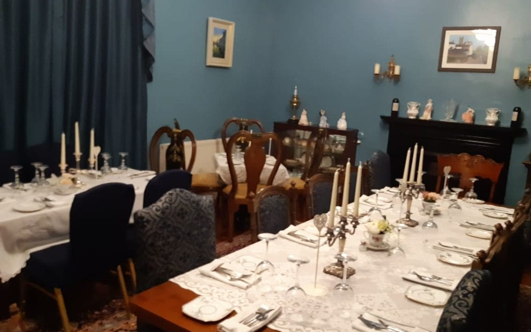 Unique romantic night out February – Sandys Supper Trim, Meath