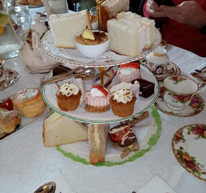 Afternoon Tea at The Old Rectory Trim