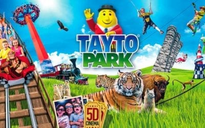 Special Offer Tayto Park Stay B&B Family Room