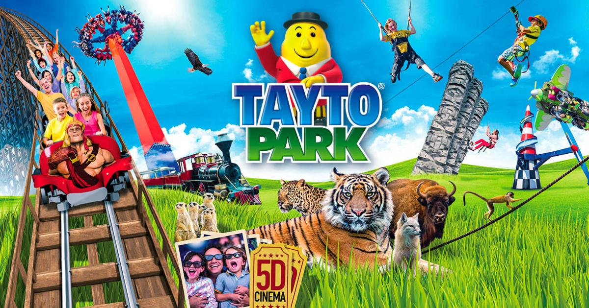 Tayto Park family special offer