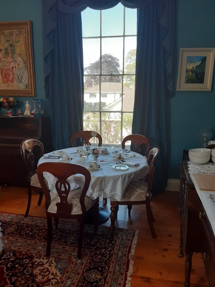 dinner party in the heart of trim meath