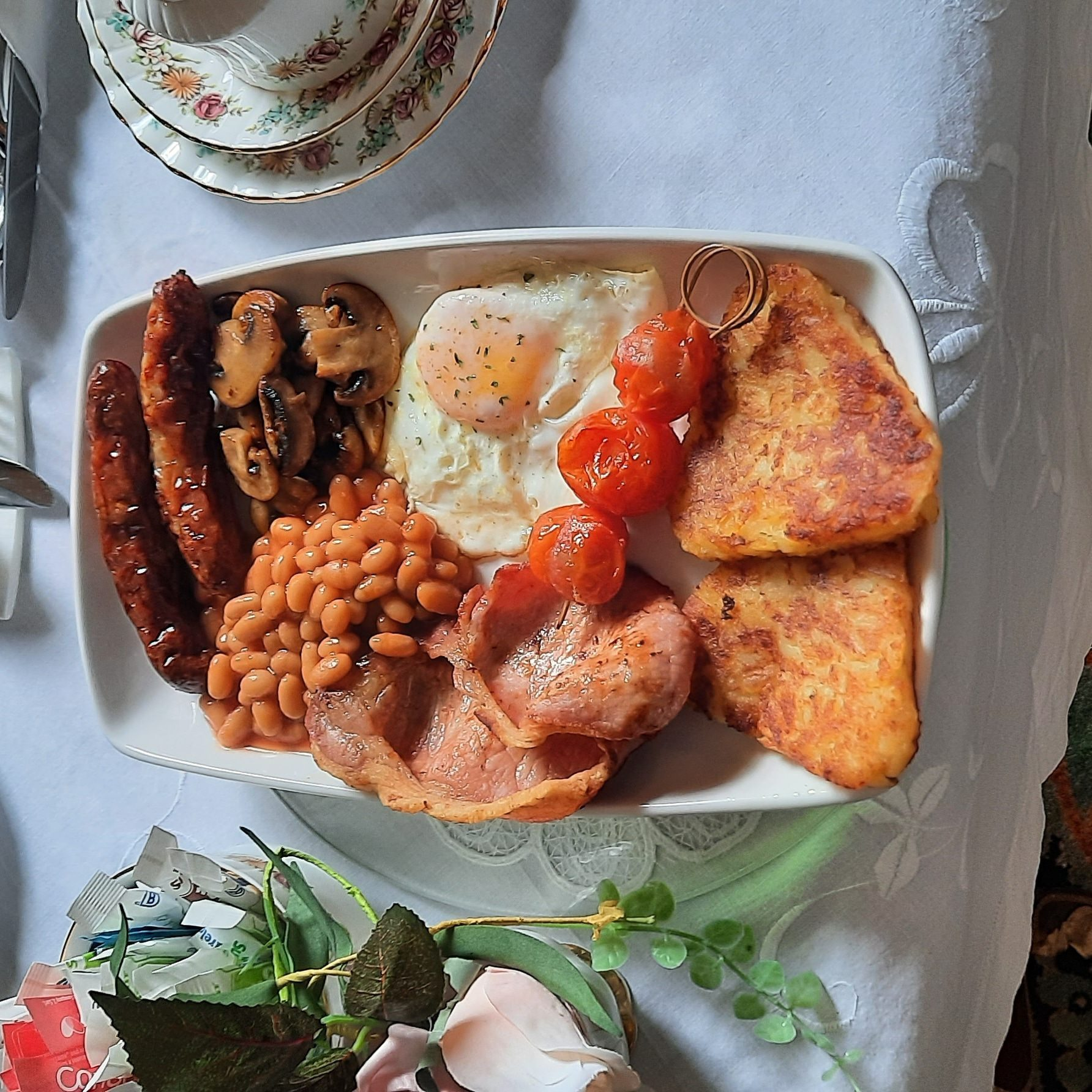All day breakfast now being served,theold recory trim, boynevalley sandie mcnally