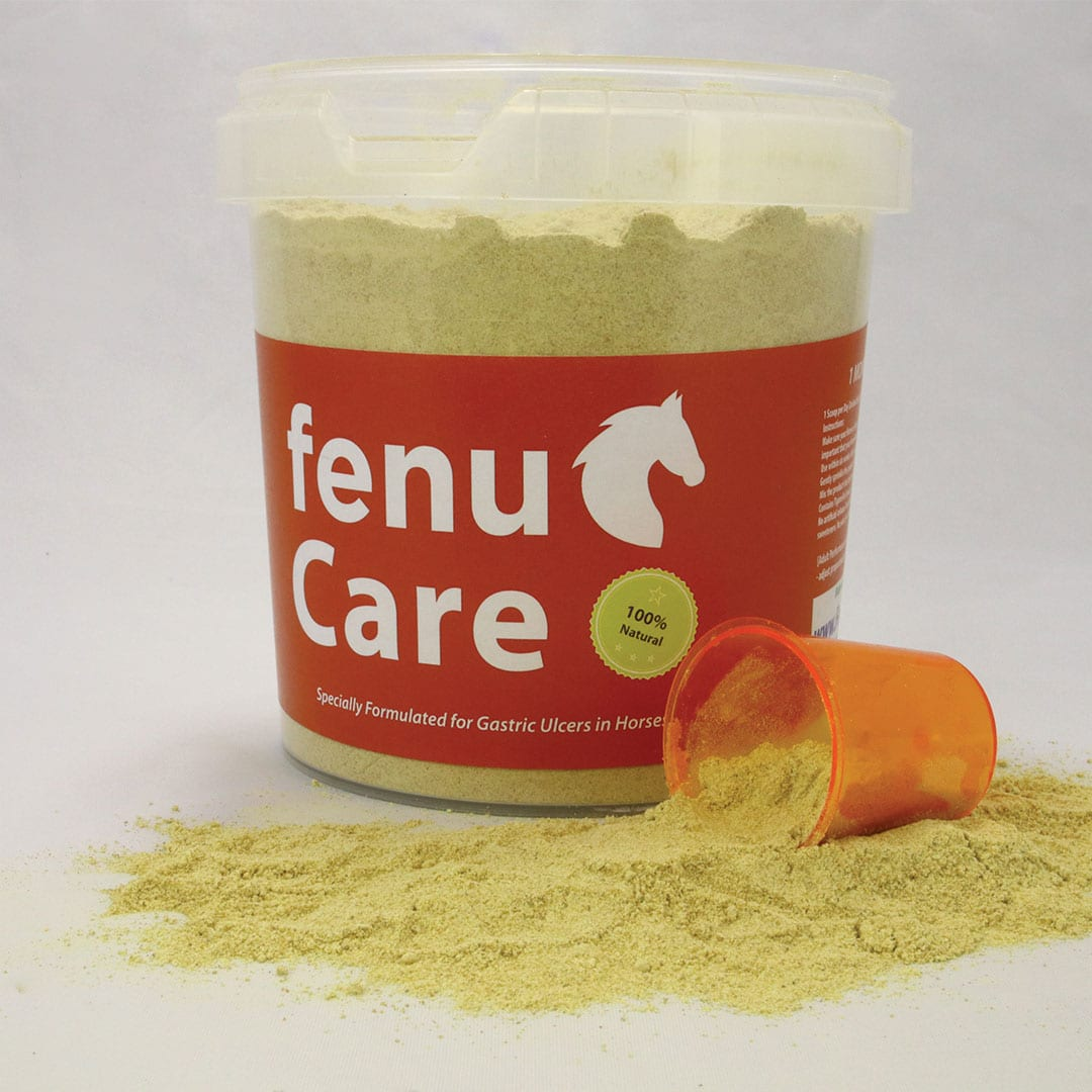 Fenucare - maintain horse stomach and gut health