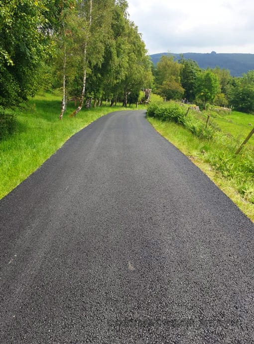 road tarmac for driveways of farm meath cossmacadam