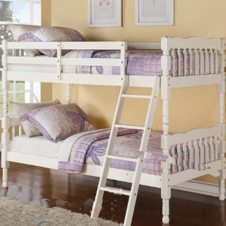 bunk beds for kids in stock - Connie Leonard furniture and flooring