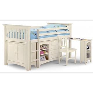 cute kids bed and desk - Connie Leonard furniture and flooring