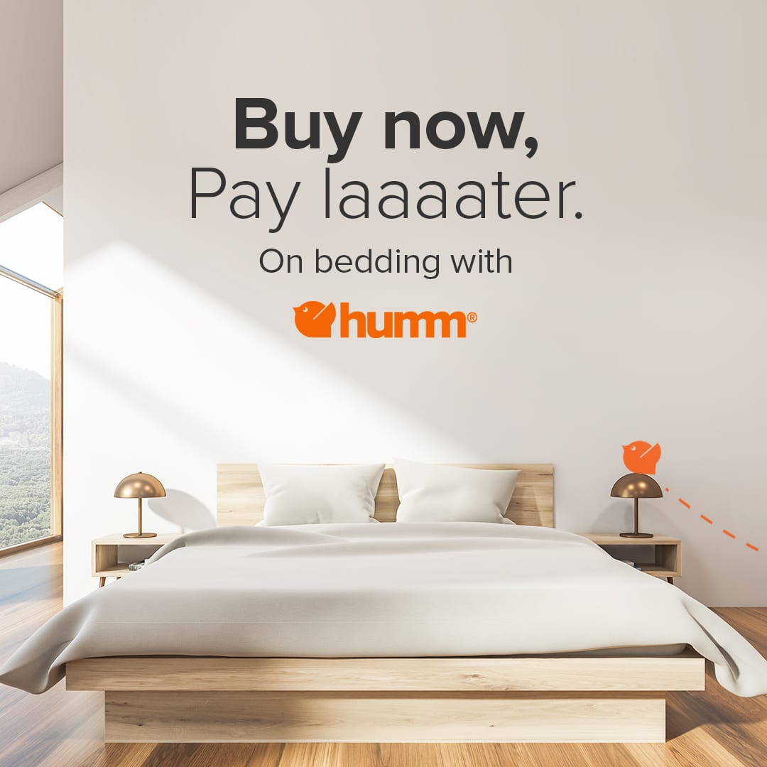 Buy now pay laater payments with Humm Connie Leonard beds Meath