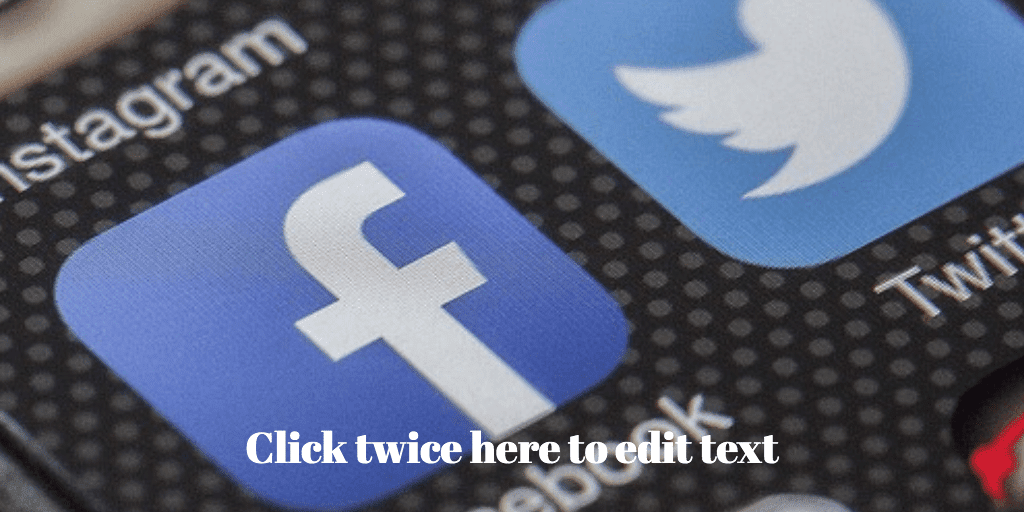 Image of Facebook and Twitter icons