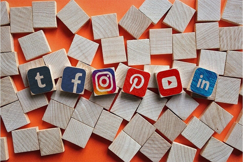 Training for All Social Media Channels Facebook Twitter instagram Pinterest YouTube and Linked In