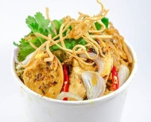 chiang mai curry noodle, thai, once upon a thai, order online