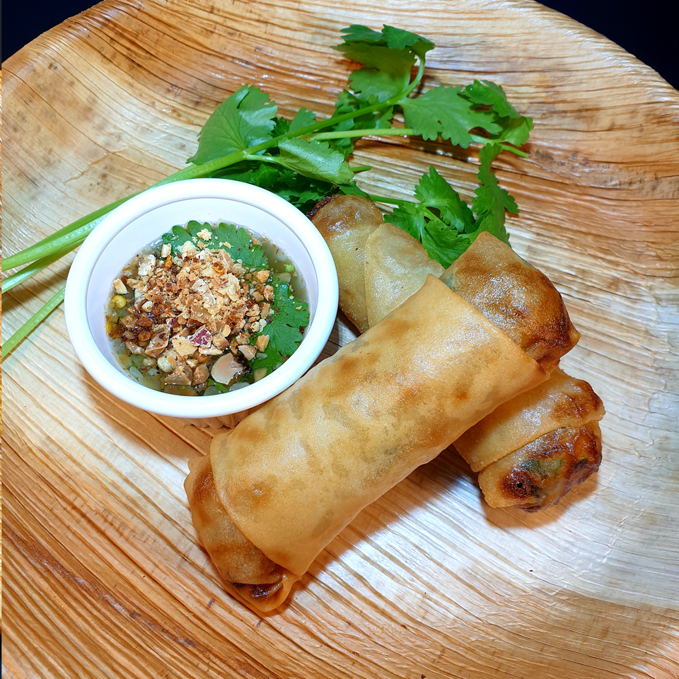 Spring Rolls Once Upon a thai food truck trim meath ireland