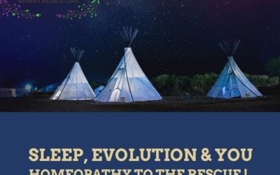 Sleep, Evolution, and You