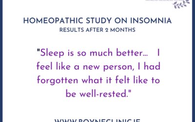 Insomnia and Sleeplessness   – Homeopathic Remedies