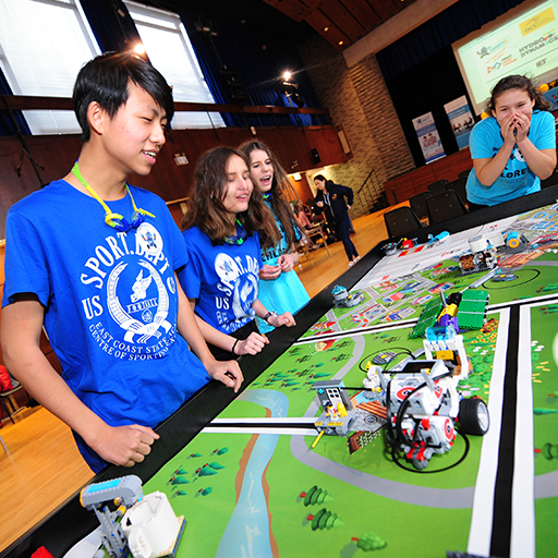 Lego Learnit event finals Dublin Ireland Gilleece Communications PR for Events