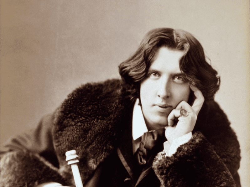 Oscar wilde quote gilleece communications
