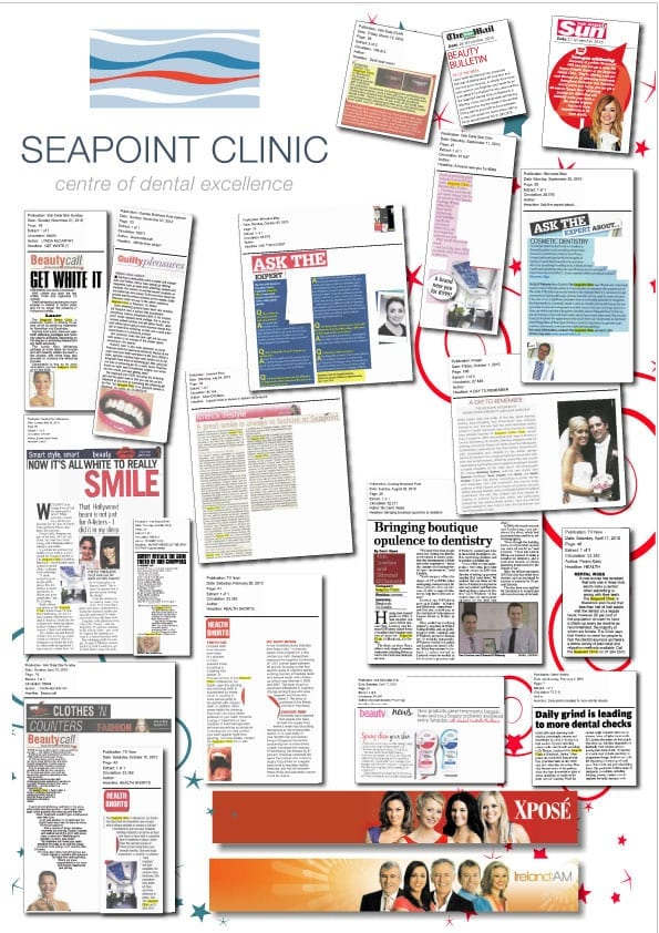 Seapoint Clinic Press Release Cuttings Gilleece Communications