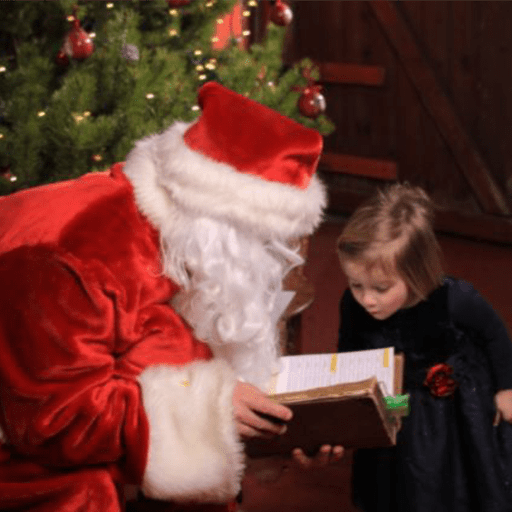 the santa experience pr work Gilleece Communications Dublin