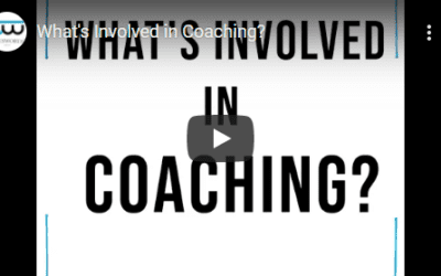 What's involved in Coaching?