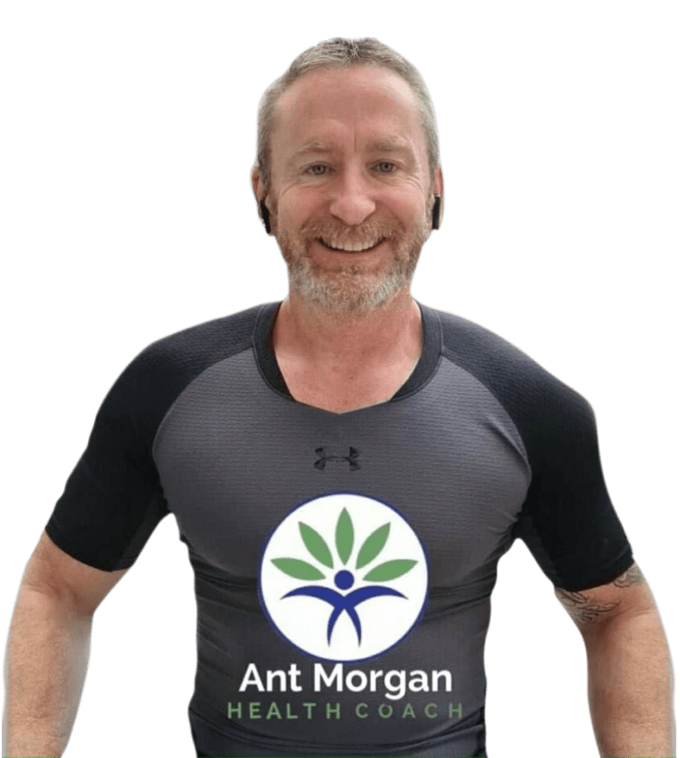 ant morgan health coach and online personal trainer image headshot meath dublin