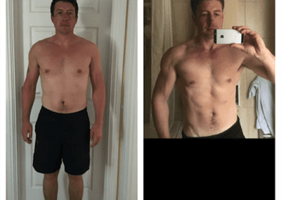 transformation ant morgan before and after