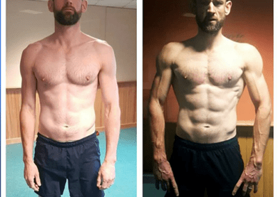 transformation photo 12 ant morgan peronal trainer health online