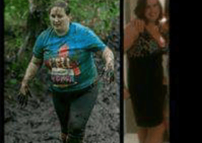 before and after ant morgan woman transformation