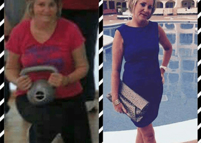 transformation photo ant morgan personal trainer fitness diet and exercise