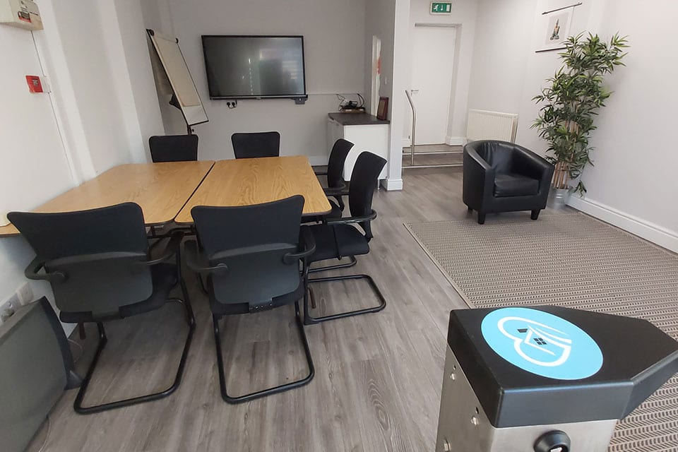 Office Interior Training and Workshops space Dublin The LOFT Cabra