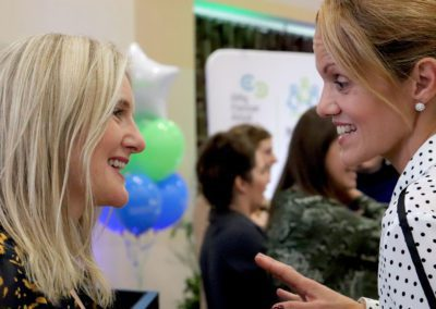 Women in conversation at the NWED Event 2019