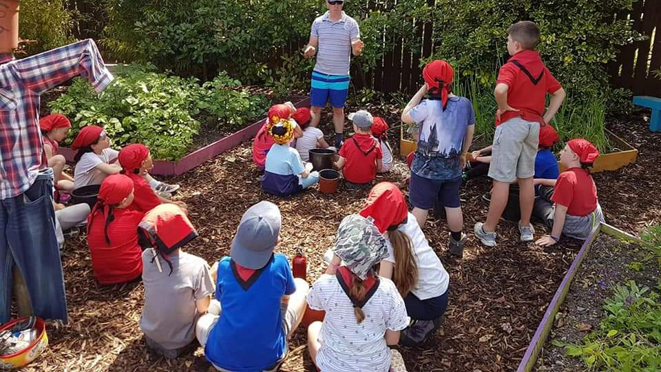 Children Garden Club and Group Tours at Mellowes Adventure Centre Athboy