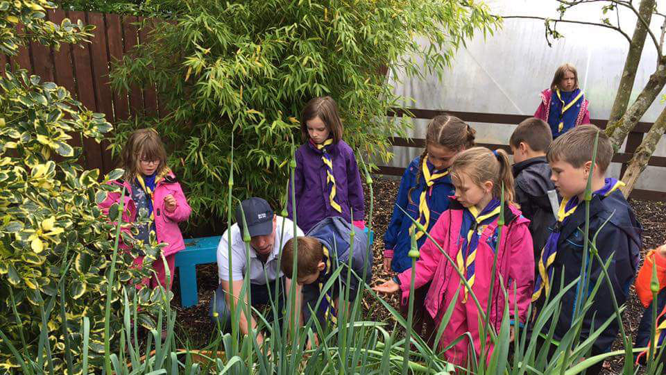 Planting Gardening Club and Group Tours at Mellowes Adventure Centre Athboy