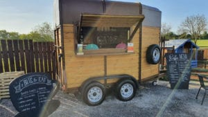 Coffee and Chat Trailer Adventure Centre Mellowes