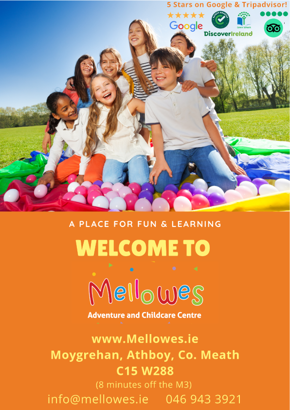 Brochure 2021 Mellowes Adventure and Childcare Centre