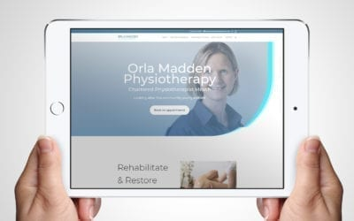 Orla Madden Physiotherapist Website Design Clients | DesignBurst